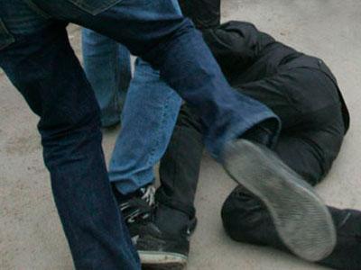 В Железногорске ограбили нетрезвого мужчину
